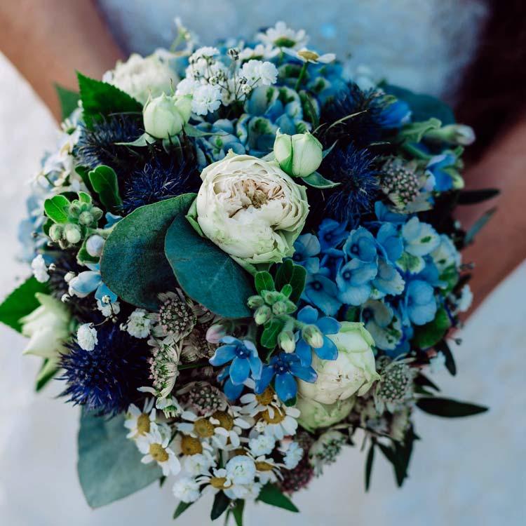 Foto von Annemarie Böhm - Hochzeitsfloristik von Blooms and Rooms